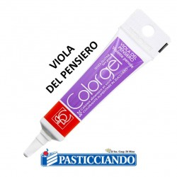 Selling on-line of Colorgel viola del pensiero Modecor