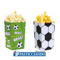 Selling on-line of Party box calcio Decora