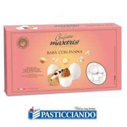 Vendita on-line di Confetti Babà con panna Maxtris