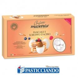 Vendita on-line di Confetti pancake e sciroppo d'acero Maxtris