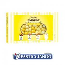 Vendita on-line di Confetti sfumato giallo Maxtris