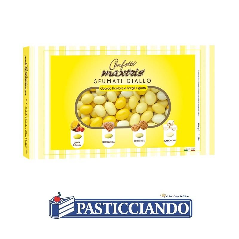 Confetti sfumato giallo - Maxtris