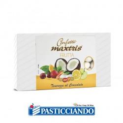Vendita on-line di Confetti bianchi alla frutta Maxtris