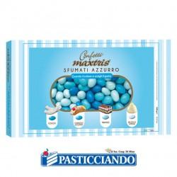 Selling on-line of Confetti sfumato azzurro Maxtris