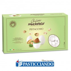 Selling on-line of Confetti al pistacchio Maxtris