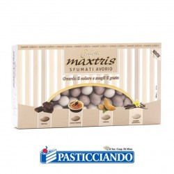 Vendita on-line di Confetti sfumato avorio Maxtris