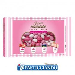 Vendita on-line di Confetti sfumati rosa