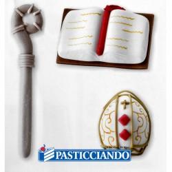 Selling on-line of Decorazioni Cresima in zucchero GRAZIANO