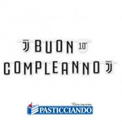 Vendita on-line di Festone Juve compleanno GRAZIANO