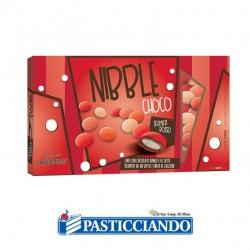 Vendita on-line di Confetti nibble rossi Maxtris
