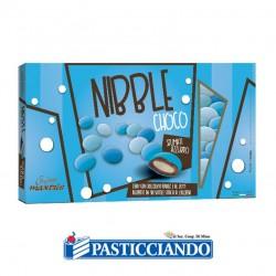 Vendita on-line di Confetti nibble azzurri Maxtris