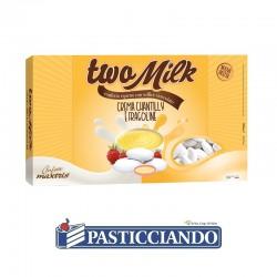 Vendita on-line di Confetti two milk chantilly e fragoline Maxtris