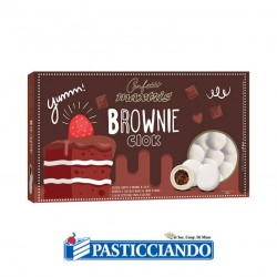Vendita on-line di Confetti brownie bianchi Maxtris