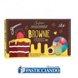 Vendita on-line di Confetti brownie mix Maxtris