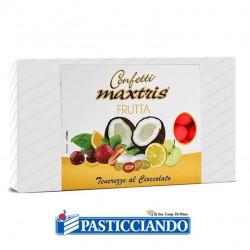 Vendita on-line di Confetti frutta rossi Maxtris