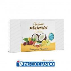 Vendita on-line di Confetti alla frutta celesti Maxtris