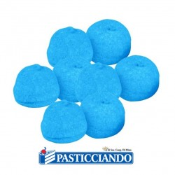 Selling on-line of Palline celesti marshmallow