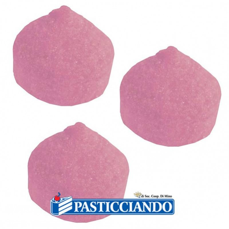 Palline rosa marshmallow - Bulgari