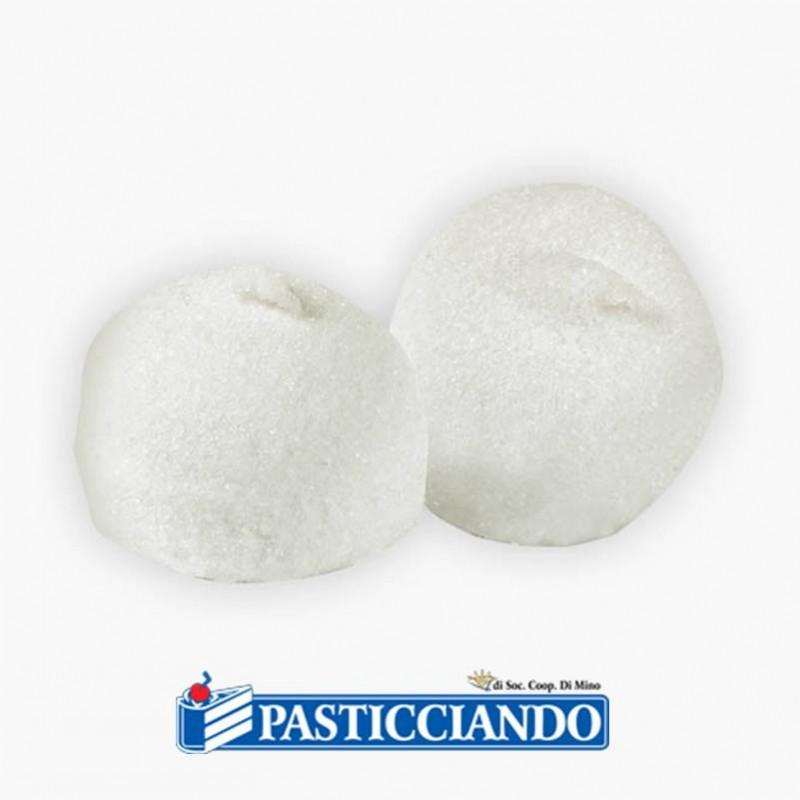 Palle da golf bianche marshmallow - Bulgari
