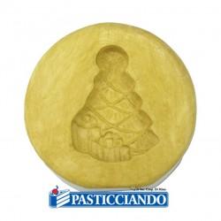 Selling on-line of Stampo albero di Natale gesso