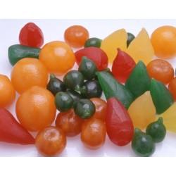 Selling on-line of Frutta intera candita  200GR