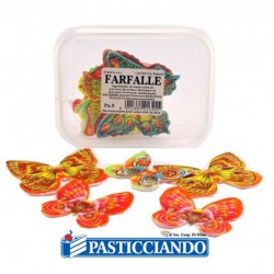 Selling on-line of Farfalle in cialda GRAZIANO