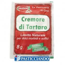 Selling on-line of Cremor Tartaro 8gr GRAZIANO
