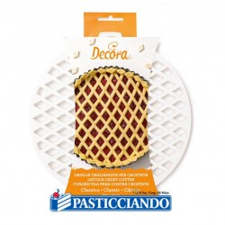 Selling on-line of Griglia per crostata tagliapasta classica