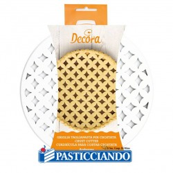 Selling on-line of Griglia per crostata tagliapasta arabesque