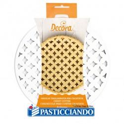 Selling on-line of Griglia per crostata tagliapasta arabesque Decora