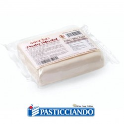 Selling on-line of Pasta di zucchero model bianca 250gr