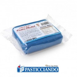 Selling on-line of Pasta di zucchero model azzurra 250gr Saracino