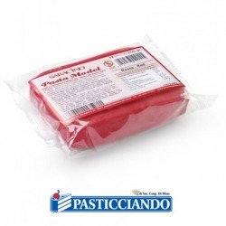 Selling on-line of Pasta di zucchero model rossa 250gr