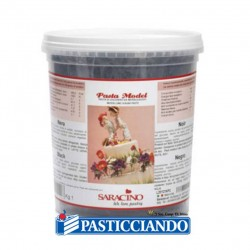 Selling on-line of Pasta da zucchero model nera 1kg