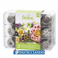 Vendita on-line di Cofanetto beccucci per fiori 3D