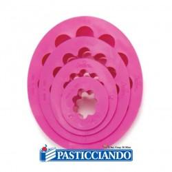 Selling on-line of Kit tagliapasta ovale ondulato Decora