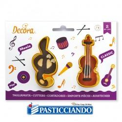 Selling on-line of Tagliapasta chiave di sol e violino