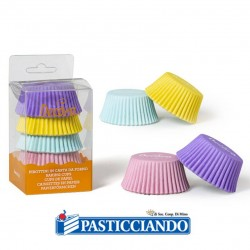 Vendita on-line di Pirottini colori pastello Decora