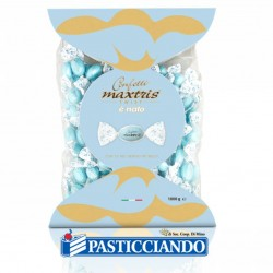 Selling on-line of Busta Maxtris Twist celesti 1kg