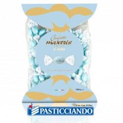 Vendita on-line di Busta Maxtris Twist celesti 1kg Maxtris