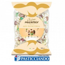 Vendita on-line di Busta Maxtris Twist Mix Pasticceria 1kg Maxtris