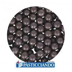 Vendita on-line di Perle in zucchero nere 60gr GRAZIANO