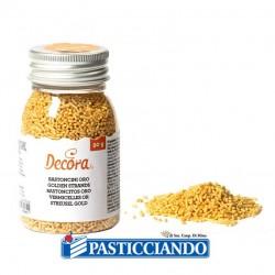 Vendita on-line di Bastoncini dorati di zucchero 90gr