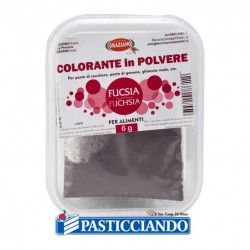 Selling on-line of Colore in polvere fucsia 6gr