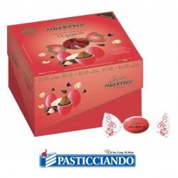 Vendita on-line di Confetti twist classico rosso 500gr