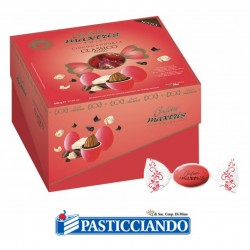 Selling on-line of Confetti twist classico rosso 500gr