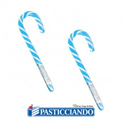 Selling on-line of Candy cane azzurro 15gr Fruttidoro s.r.l.