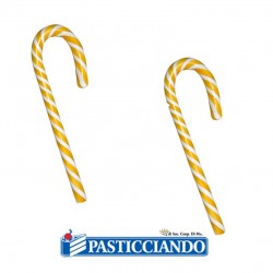 Selling on-line of Candy cane giallo 15gr Fruttidoro s.r.l.