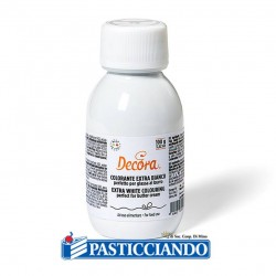 Selling on-line of Colorante extra bianco in gel 100gr