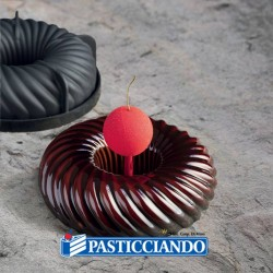 Selling on-line of Tortiera in silicone Spirale KE062 Pavoni